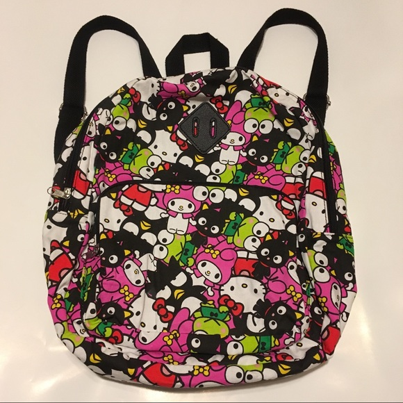 bcf5e17dc1 Sanrio x Loungefly backpack. M 5aa4955631a376327fde084d